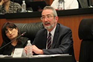 Comisionado del INAI Oscar Mauricio Guerra Ford