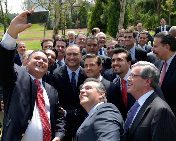 9a2c0a175fd9f Reunión  CONCAMIN México se distingue por estabilidad económica y dinamismo  productivo   EPN
